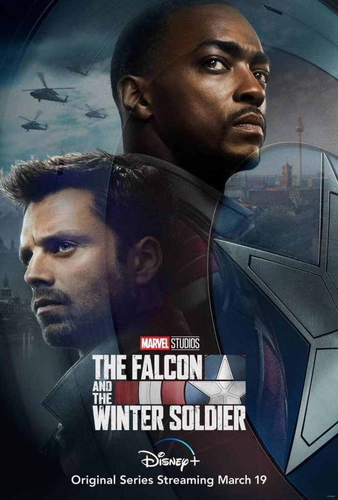 Tha Falcon and the winter soldier